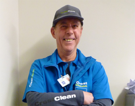 Christchurch North CrestClean franchisee.