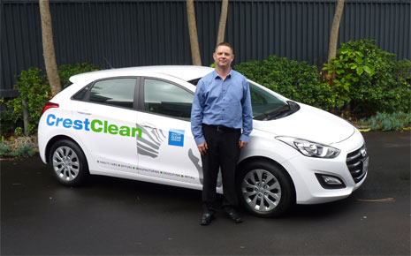 CrestClean National Relocation Manager Chris Barker is pleased with how the Move to the Regions programme is going, having successfully settled 25 families in Hawkes Bay, Whangarei, Wairarapa, Kapiti Coast, North Harbour, Hamilton, Taupo, Nelson, Blenheim, Queenstown, Wanaka, Alexandra and Cromwell in the last four years.