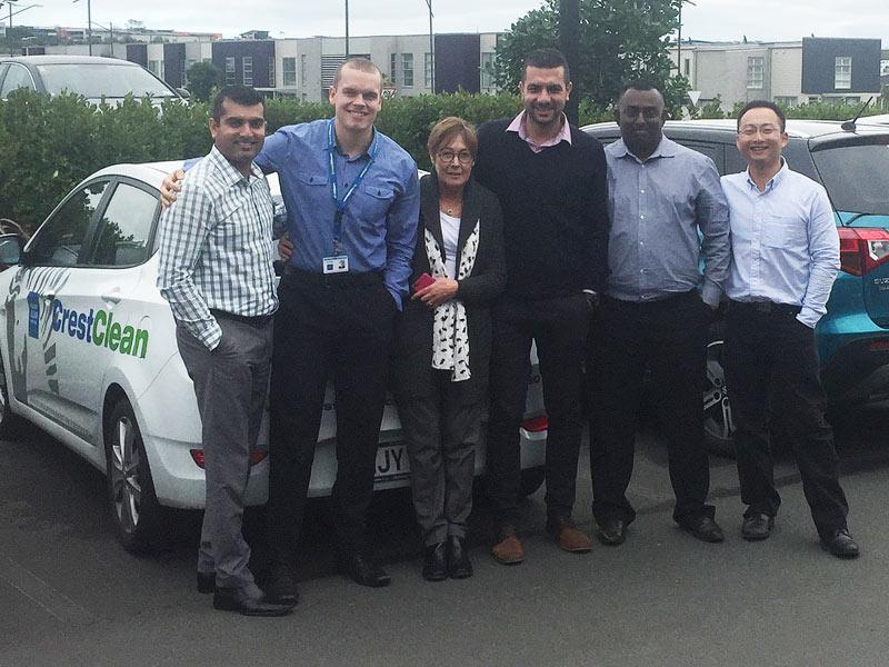 Rajesh Narayan (Auckland QA), Philip Wilson (Greater Wellington QA), Julie Griffin (Auckland QA), Antoine Zoghbi (Otago and Southland QA), Sanjeev Raj (Christchurch QA) and Jason Cheng (Waikato and Bay of Plenty QA).