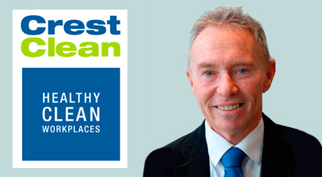 Bill Douglas celebrates 11 years with CrestClean.