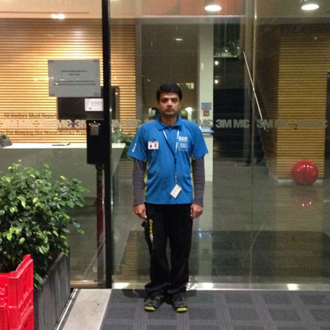 North Harbour Franchisee Samir Patel recently became a certified Test and Tag inspector.