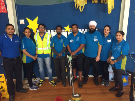 Several new Hutt Valley CrestClean franchisees participated in a two day Hard Floor Care Training Course.