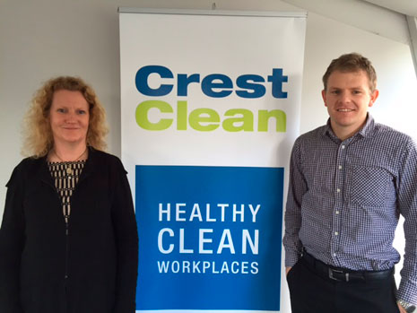 CrestClean Enriching Franchisees Experience.