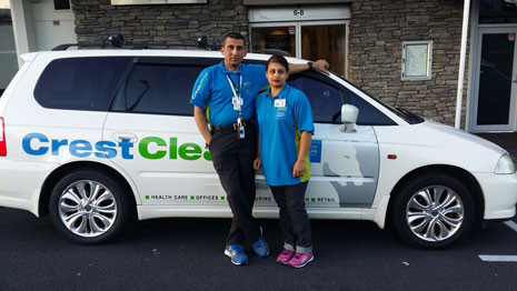 West Auckland franchisees Irshad and Shema Ali