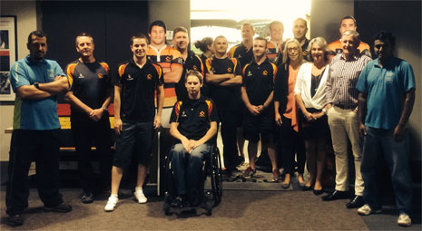 Waikato Rugby Union staff are very pleased with the high standard of service they receive from CrestClean.
