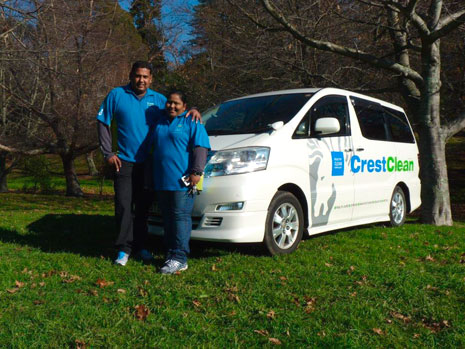 Nischal Lal and Sameeta Kumar are glad they relocated to Nelson from Auckland. The support they received from Crest made the decision to move and the process easier.